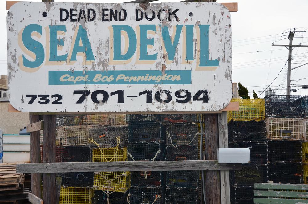 Dead End Dock