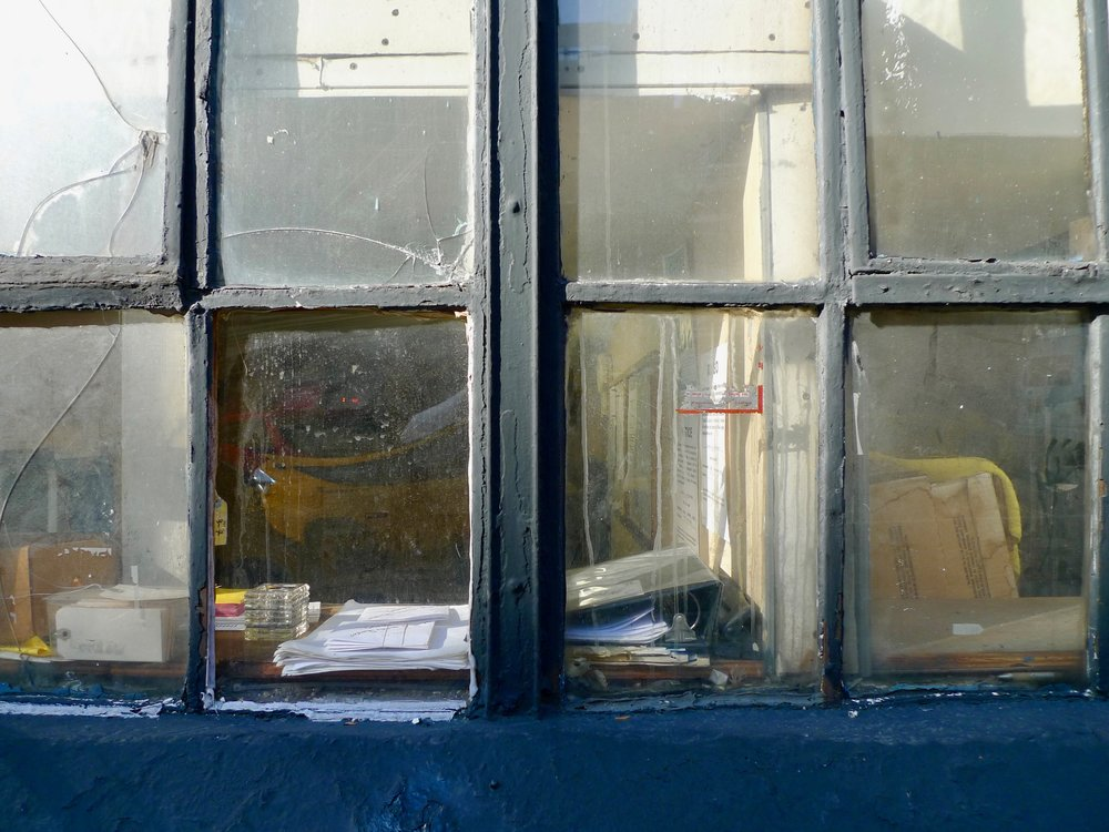 Soho Window