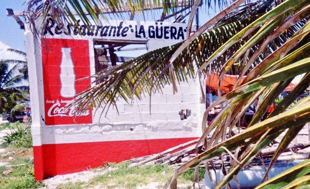 Costa Maya, Mexico  2005