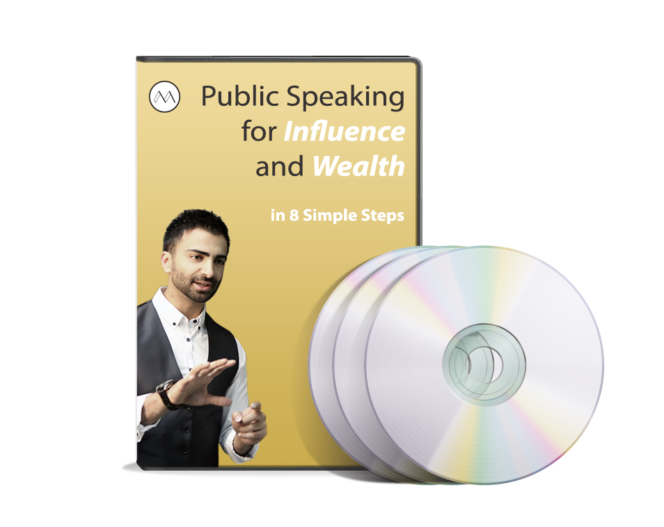 public speaking for influence and wealth