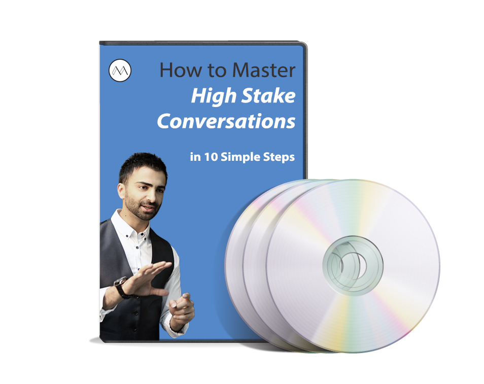 how to master high stake conversations