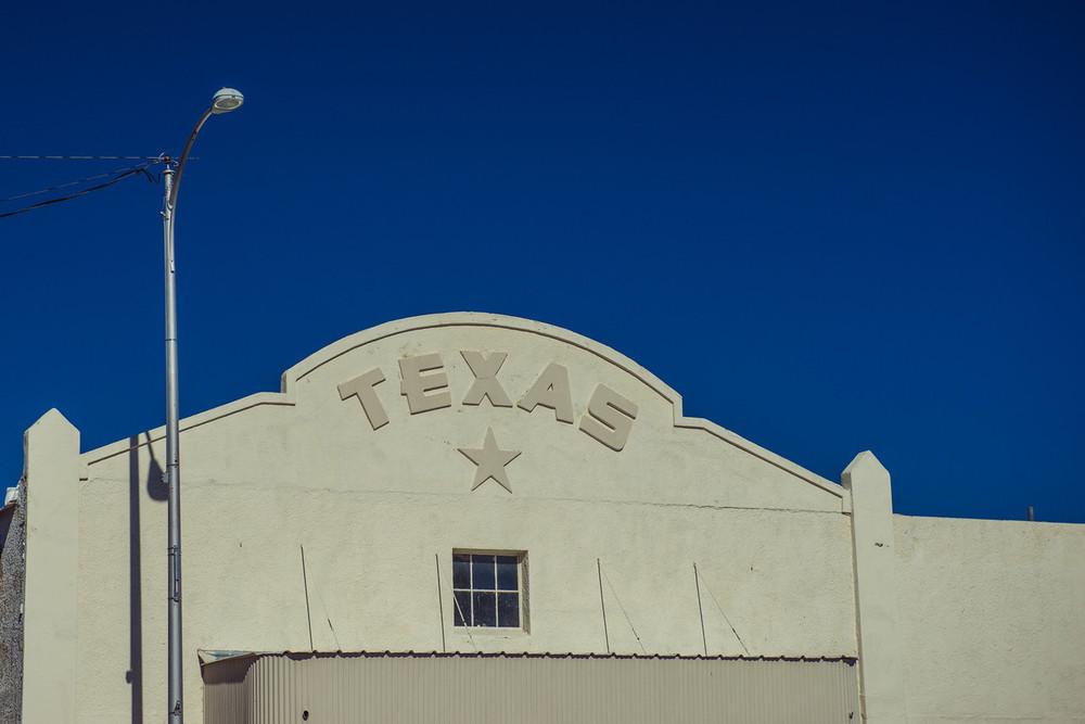 Texas. Marfa, Texas.