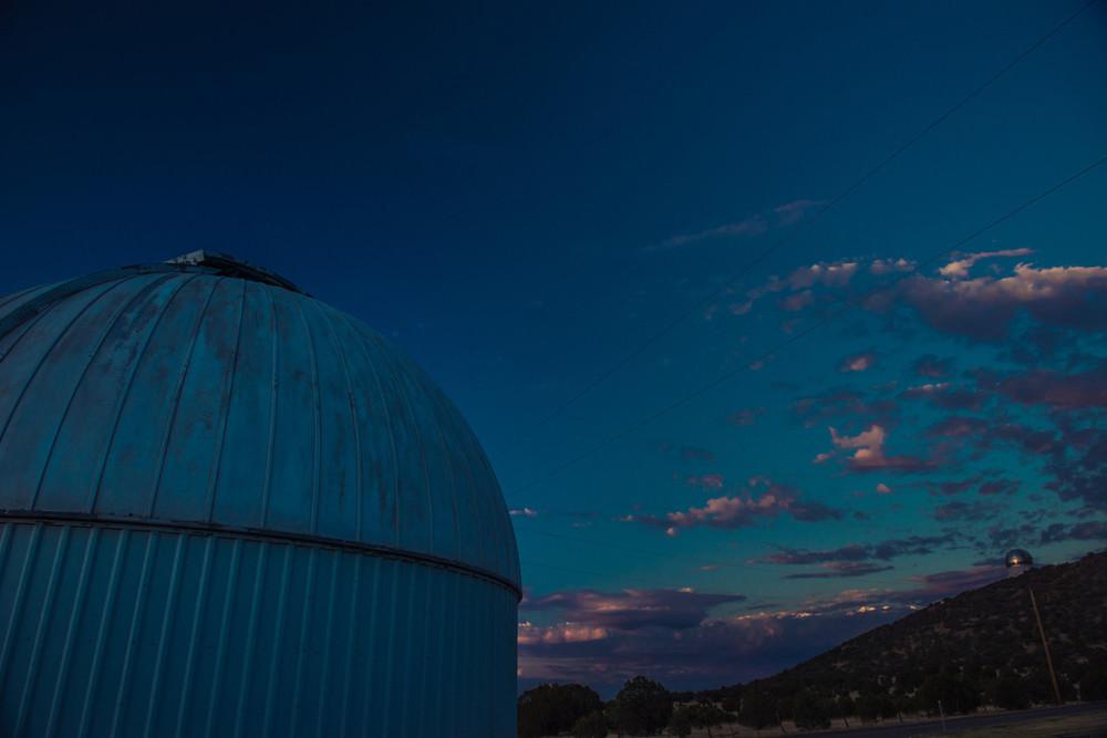 McDonald Observatory,Fort Davis, Texas.