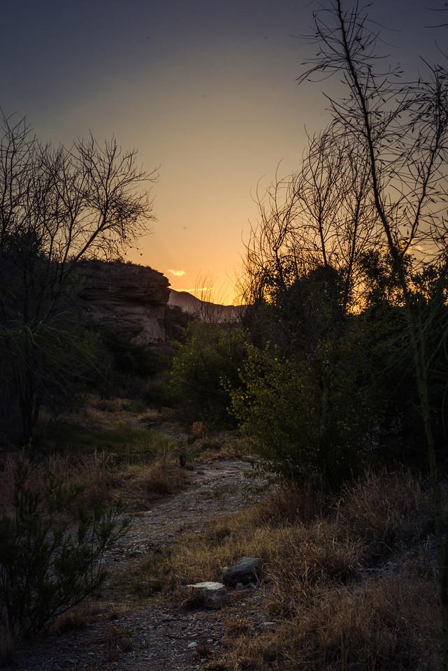 Chinati Hot Springs, Ruidosa, Texas.