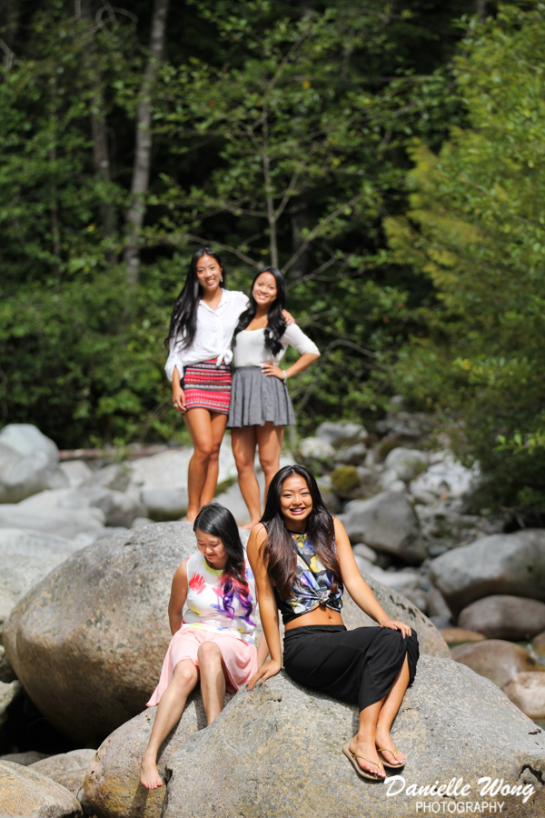 vancouver fashion group photography