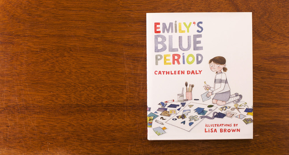Emily's Blue Period.