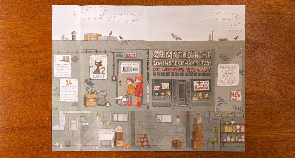 29 Myths on the Swinster Pharmacy.