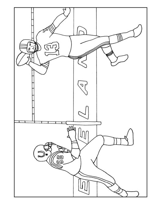great moments in cleveland sports coloring book - Sports Coloring Book