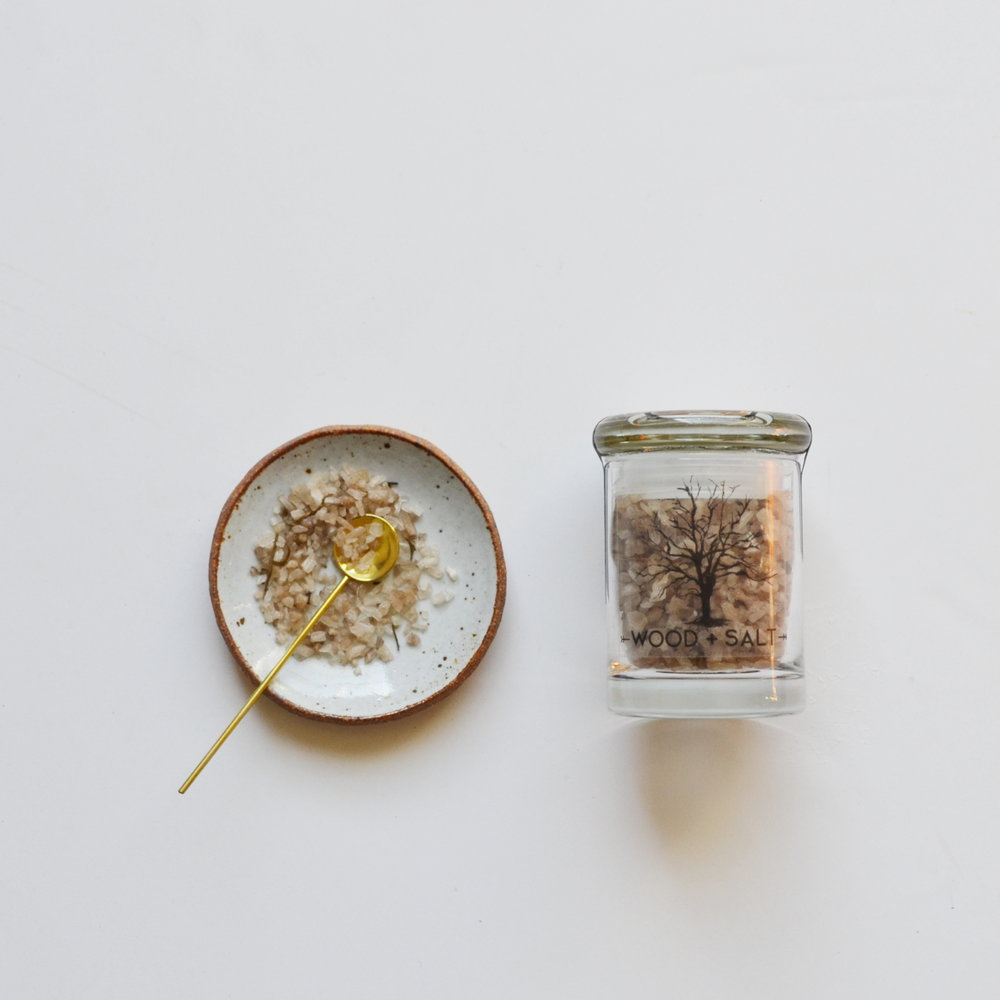 AQOE x Wood+Salt