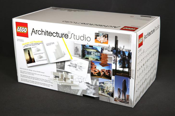Lego Architecture Studio x4