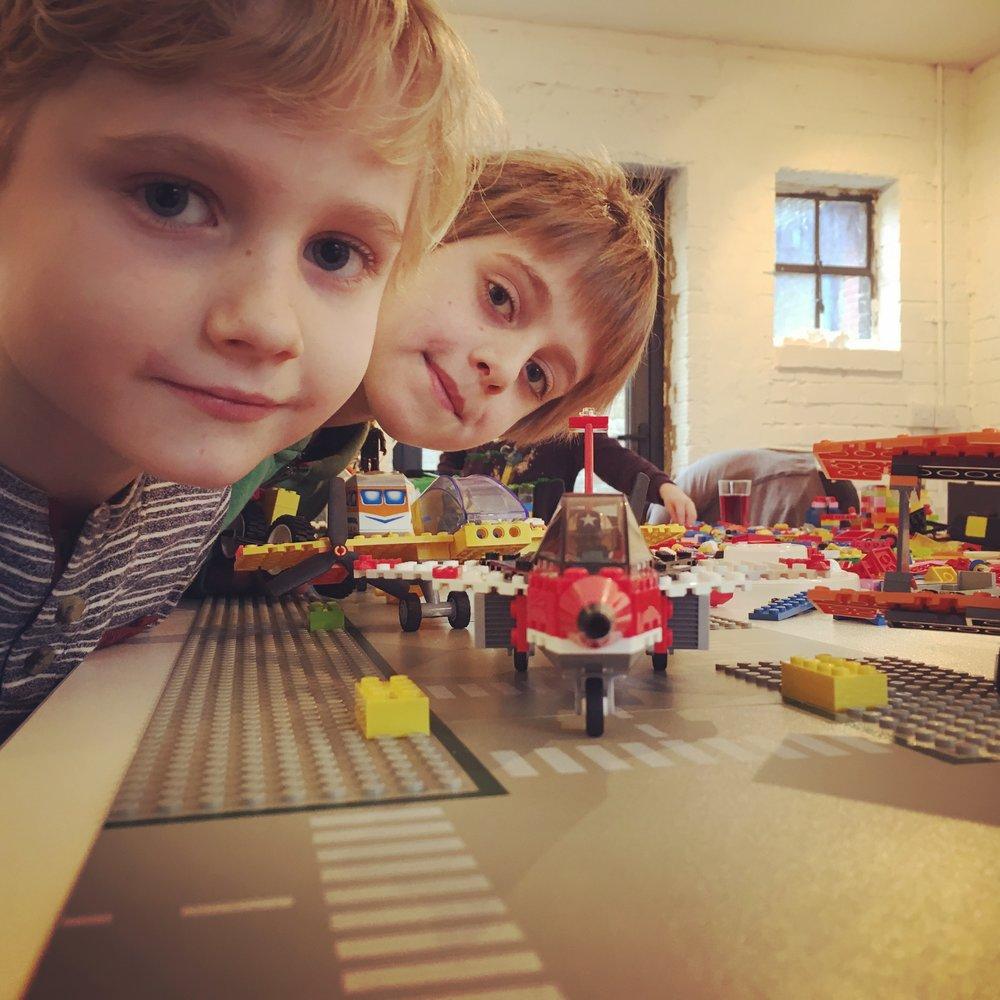 Kids Lego c