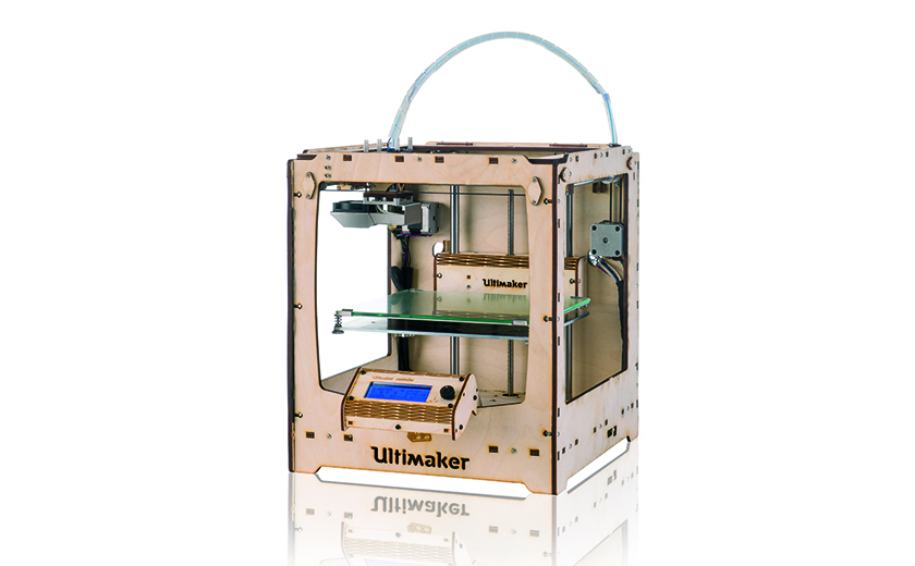 Ultimaker Original 3D Printer - We have four of these early stage Ultimaker machines.