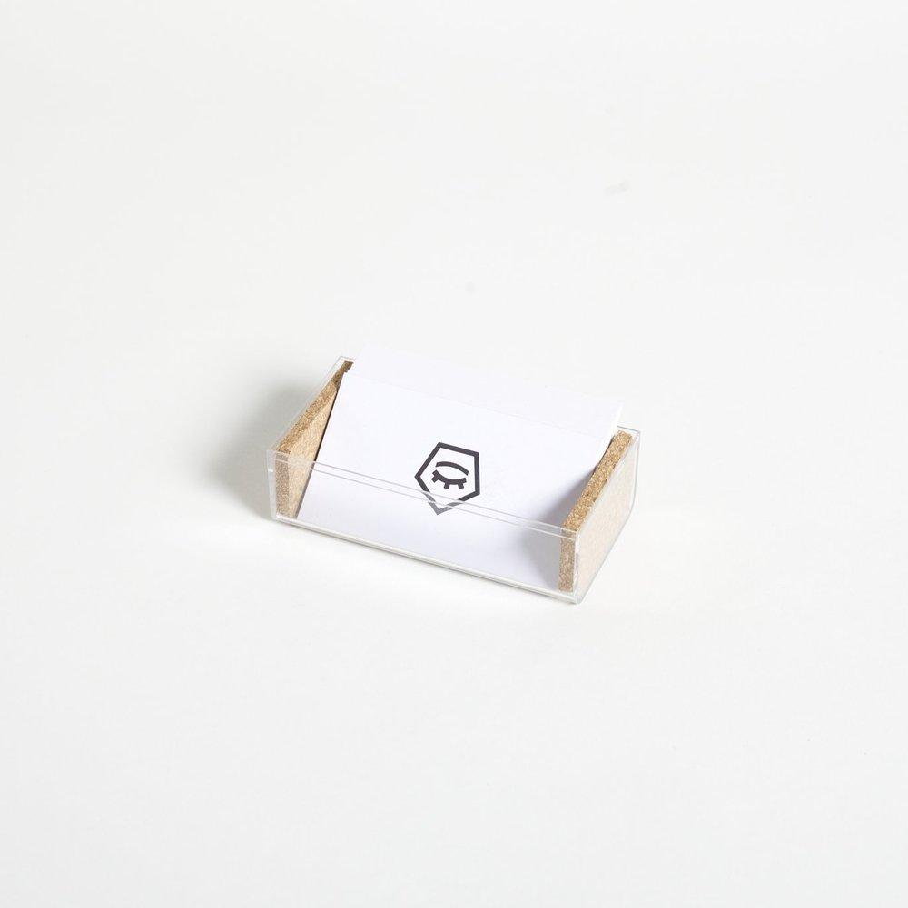 Business Card Holder - Ipod Nano Box