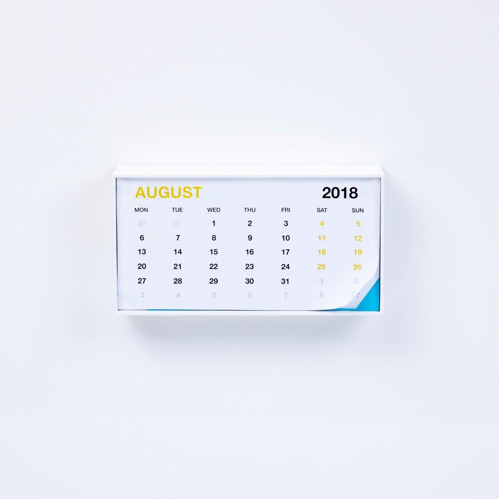 Copy of Make a calendar with your iPhone box