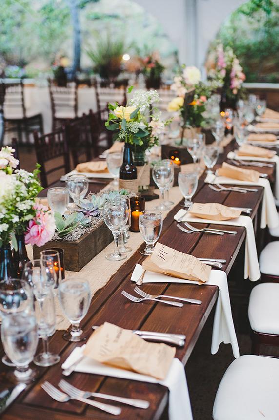 San Diego Farm Table Rentals Bench Rentals Wedding Arch Rentals