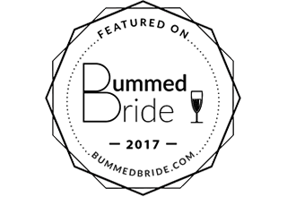Bummed Bride Badge