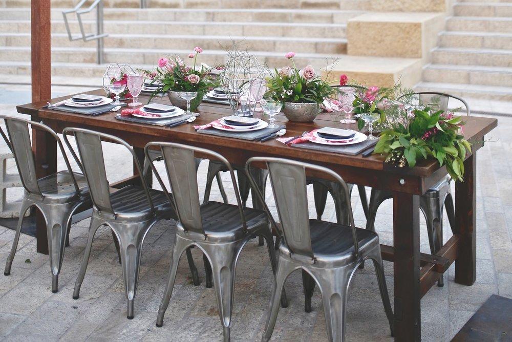 Farm Table:Full Size - $60