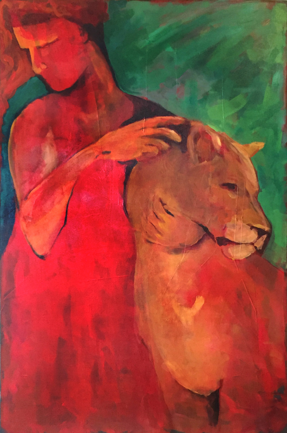 lady and the lioness.jpg