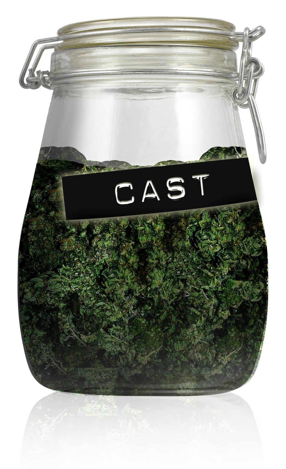 cast jar