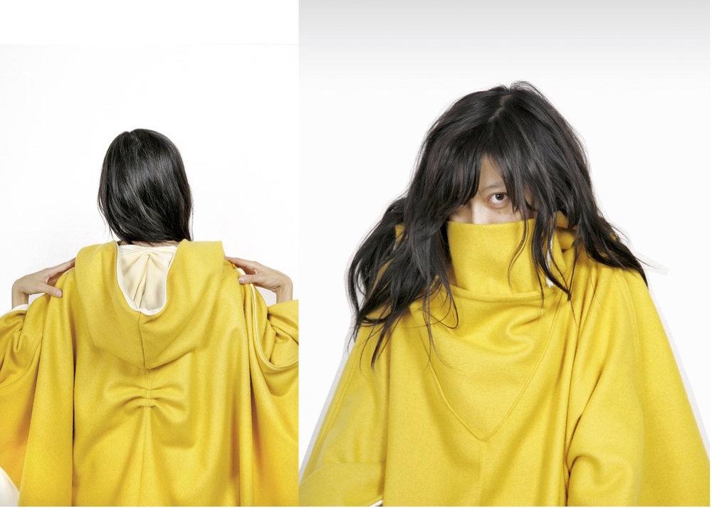 The first cloak