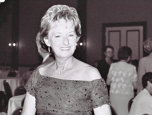 Linda Kay Cunningham. April 2005.
