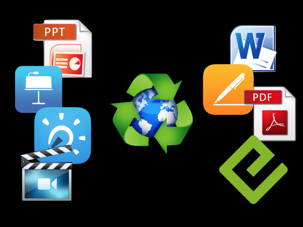 Recycle your existing documents