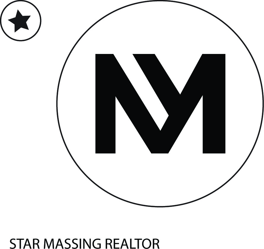 Logo design: star massing realty