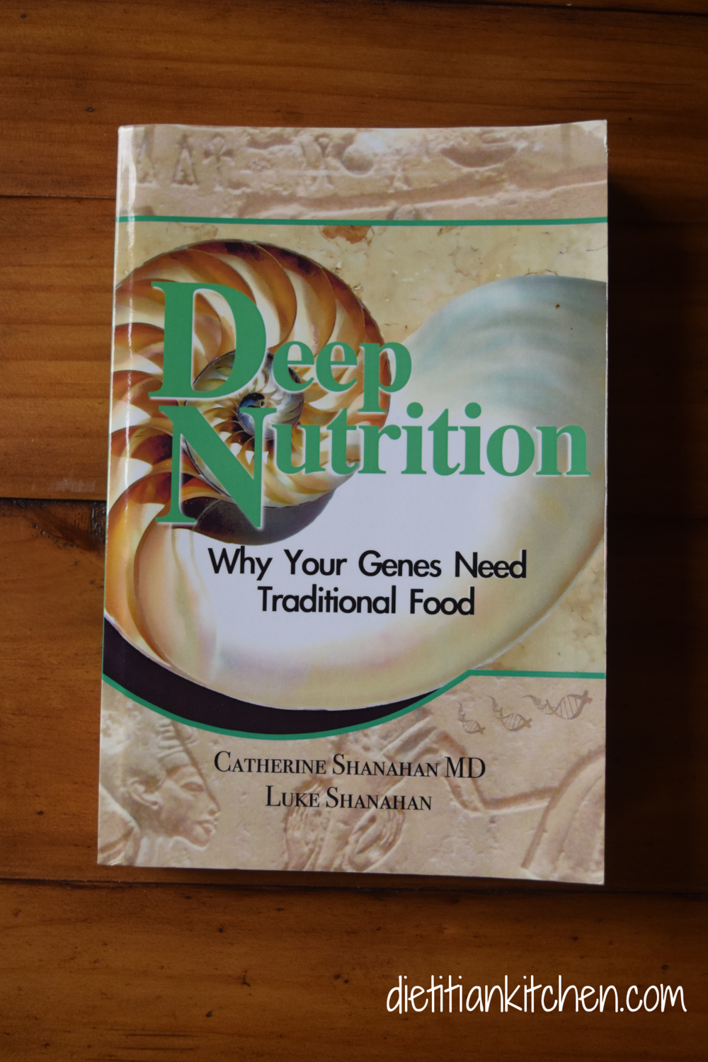 Learn about the foundation for the world's healthiest diets. Plus- learn how to start making dietary changes now that will impact your great great grandchildren.