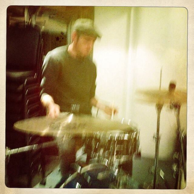 Shane O'Neil, our drummer