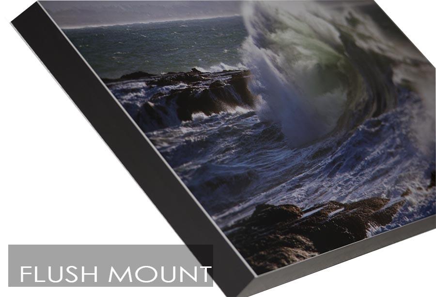 Frame + Print info — STX Wave Photography