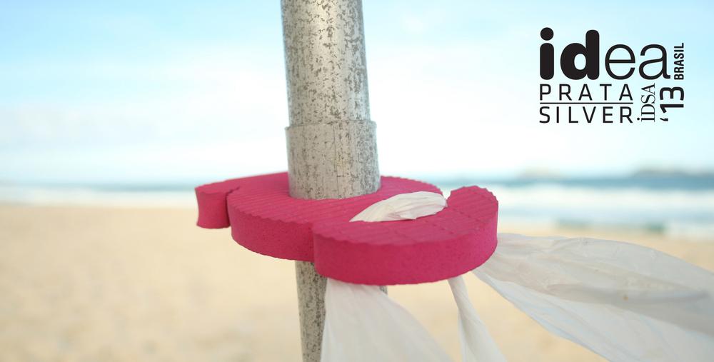 Clipraia   Seu companheiro de praia limpa