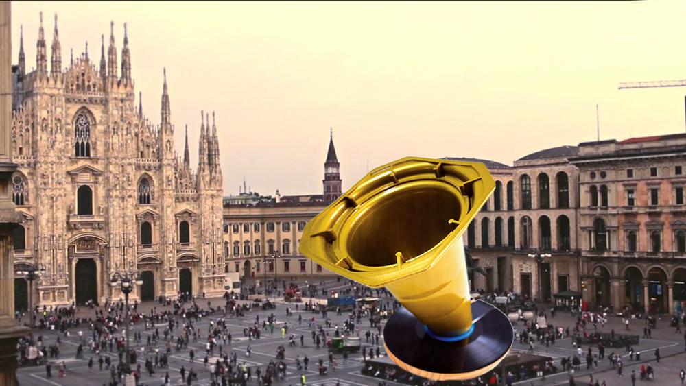 Gramocone vai a Milão!