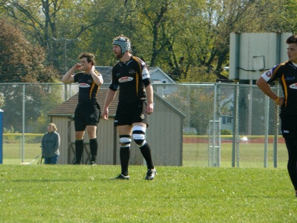 Luke Yoquinto 2008. Current Club: Boston RFC