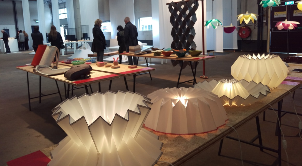 Shown at Dutch Design Week