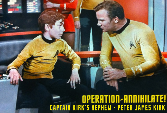 PETER JAMES KIRK in the BIG CHAIR with Uncle Captain James T Kirk.jpg