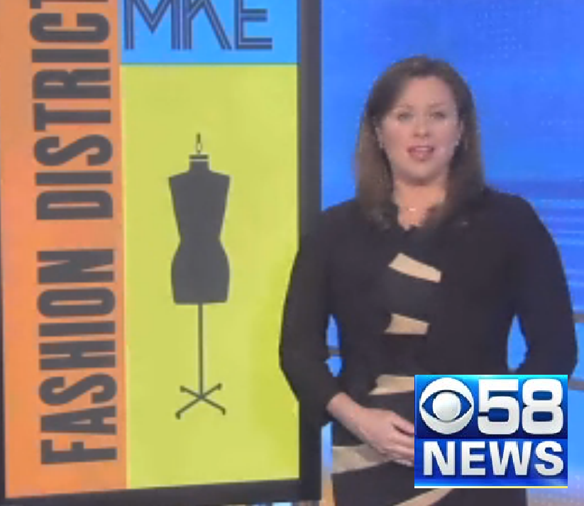 The Fashion District on CBS 58