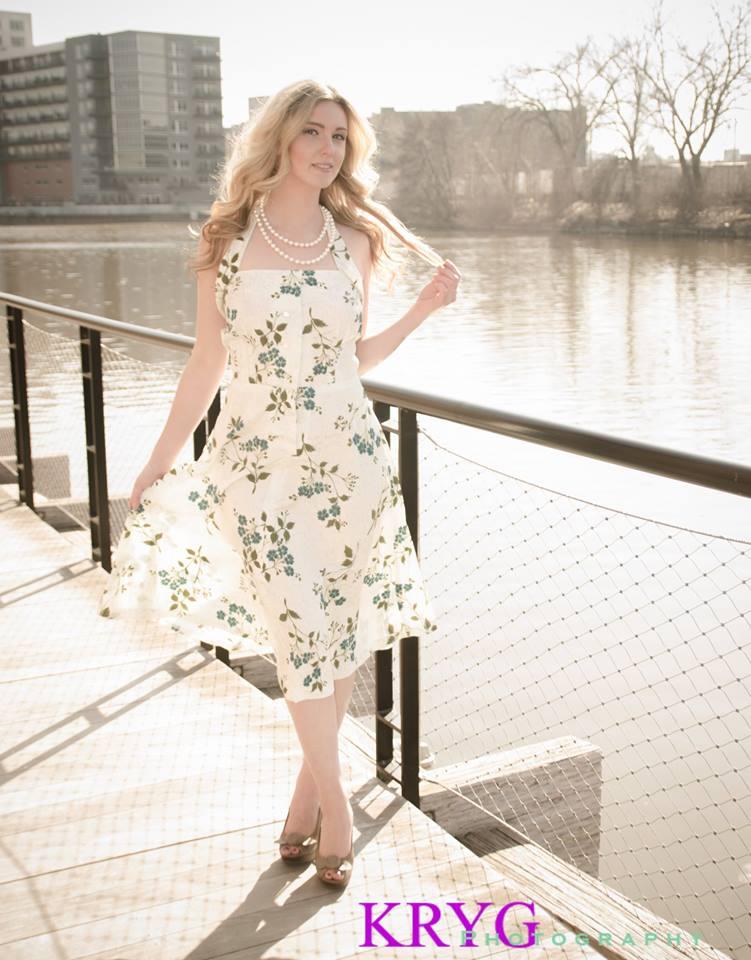 Dress by Jessica Procopio