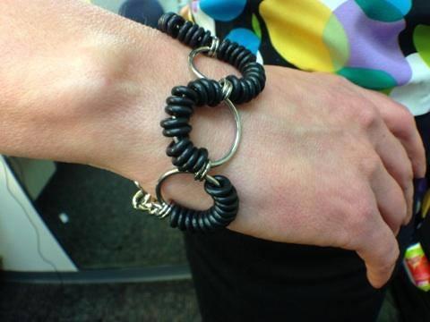 Bracelet by  Hannah Medrow