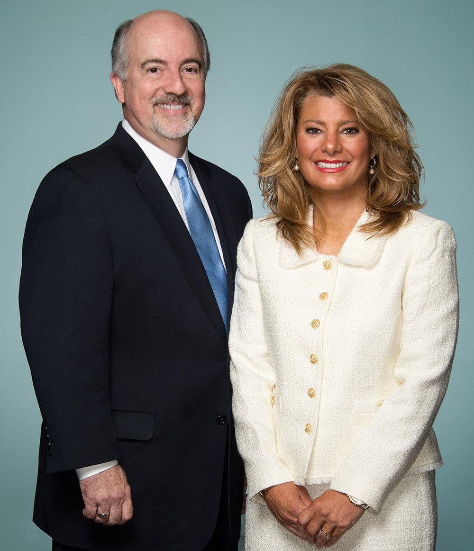 R. Dean Kenderdine &Lisa Rusyniak