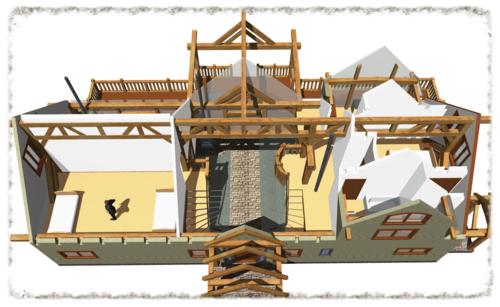 Design Build Collin Beggs Design Build Timber Framing