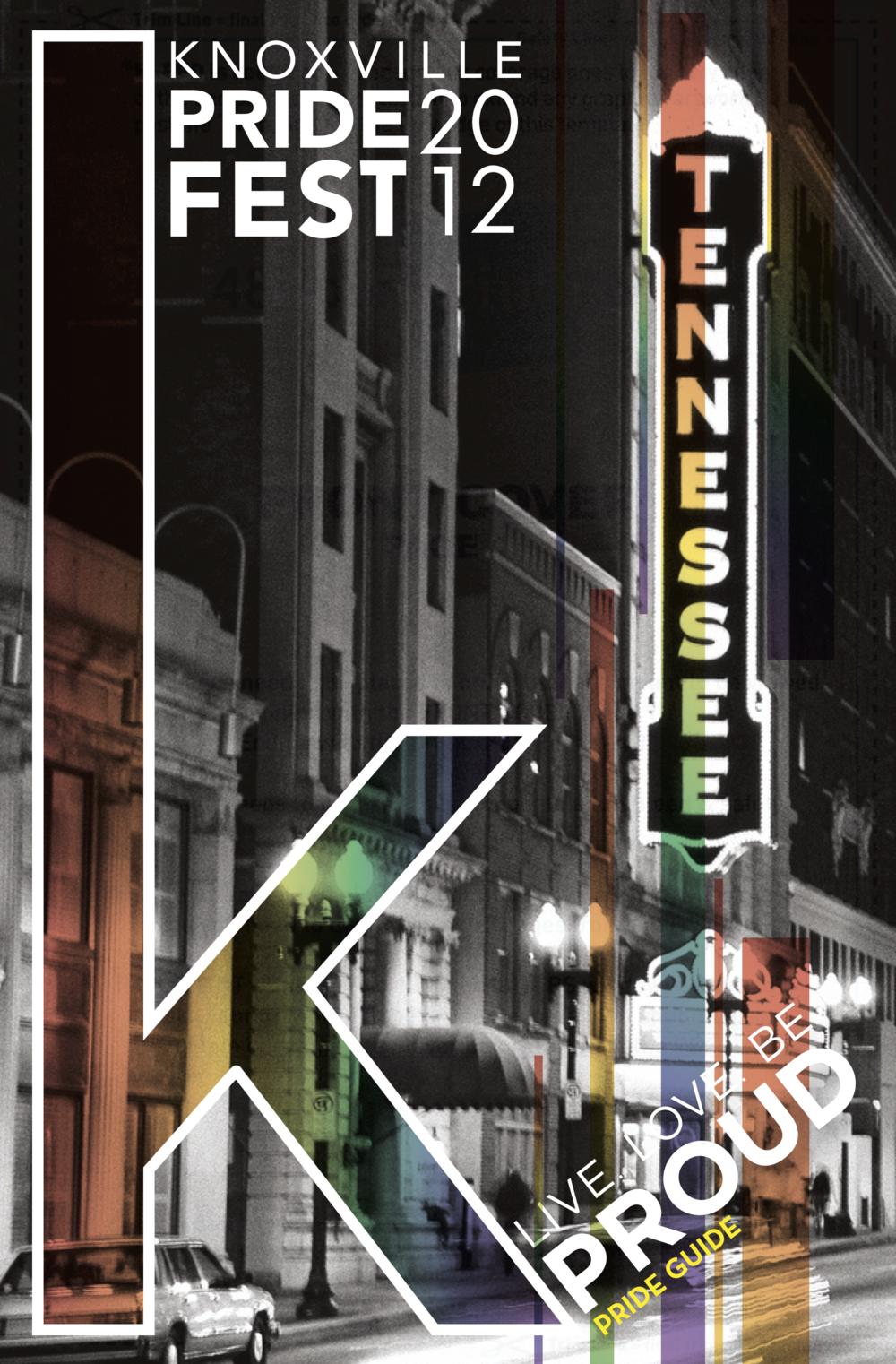 2012 Pridebook