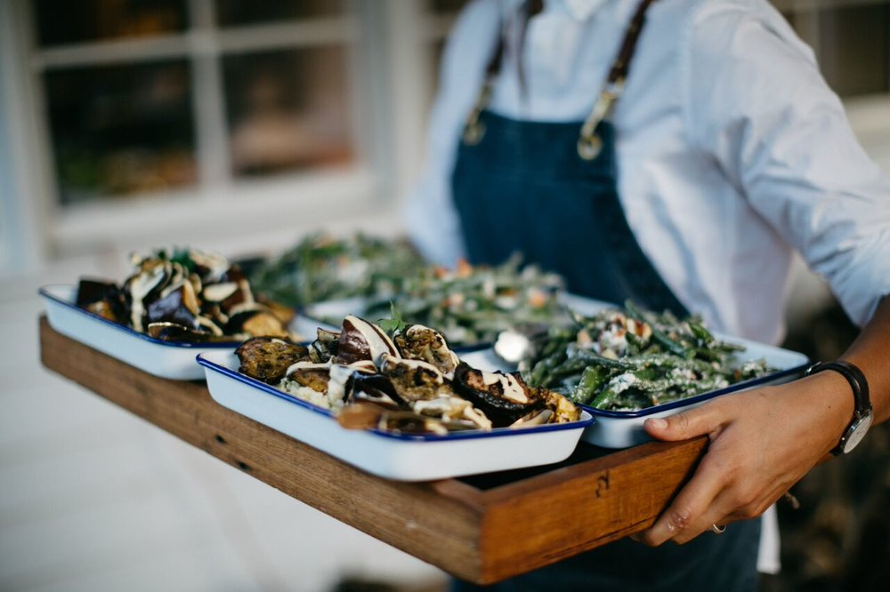 Food Service - Amy & Donnys Wedding (Photo by Rachel Kara).jpg