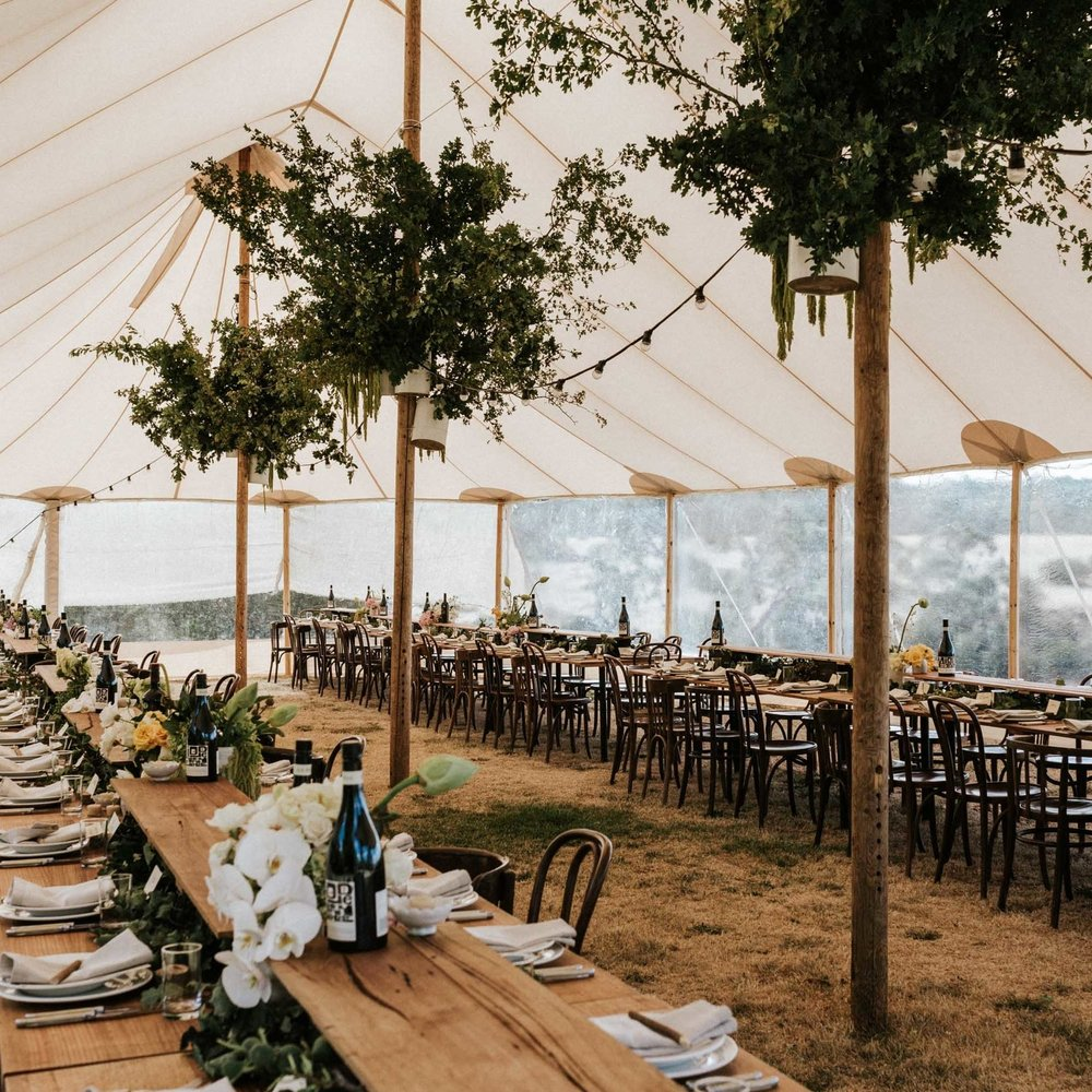 Marquee / Outdoor Wedding     Let us come to you...    If you have a private property in mind for your next event, get in contact, and we can assist with your event and provide a list of suppliers to make sure your event runs perfectly.