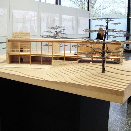 Vacation Lake House Model