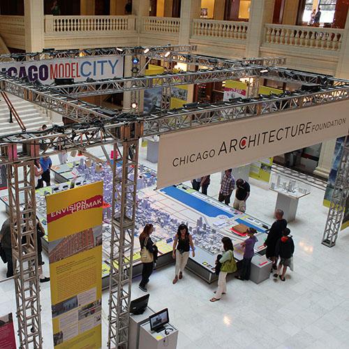 Chicago Architecture Foundation Exhibit