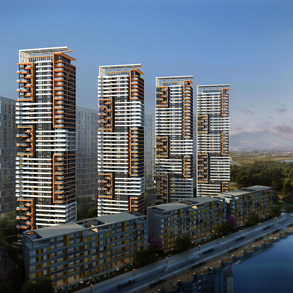 CR Land Weihai Development