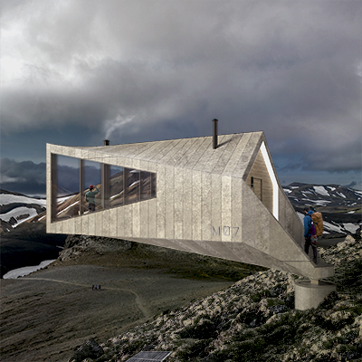 Icelandic Trekking Cabins