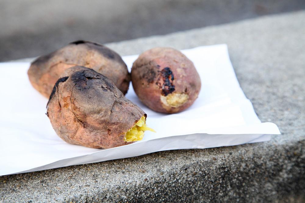 22. Sweet Potatoes - 고구마 (goguma)