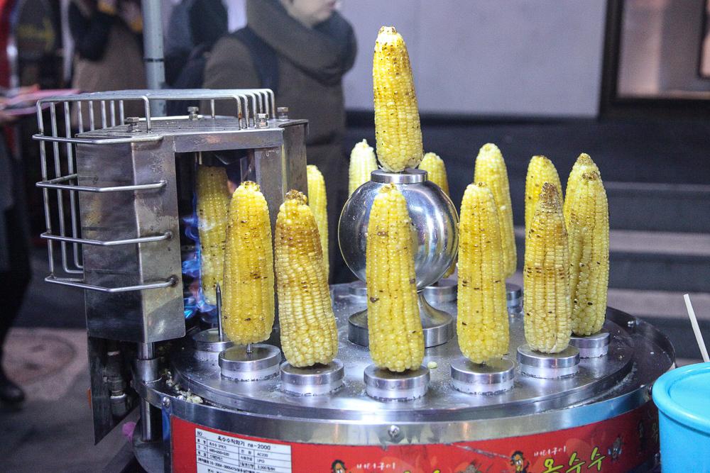 27. Corn - 옥수수 (oksusu)