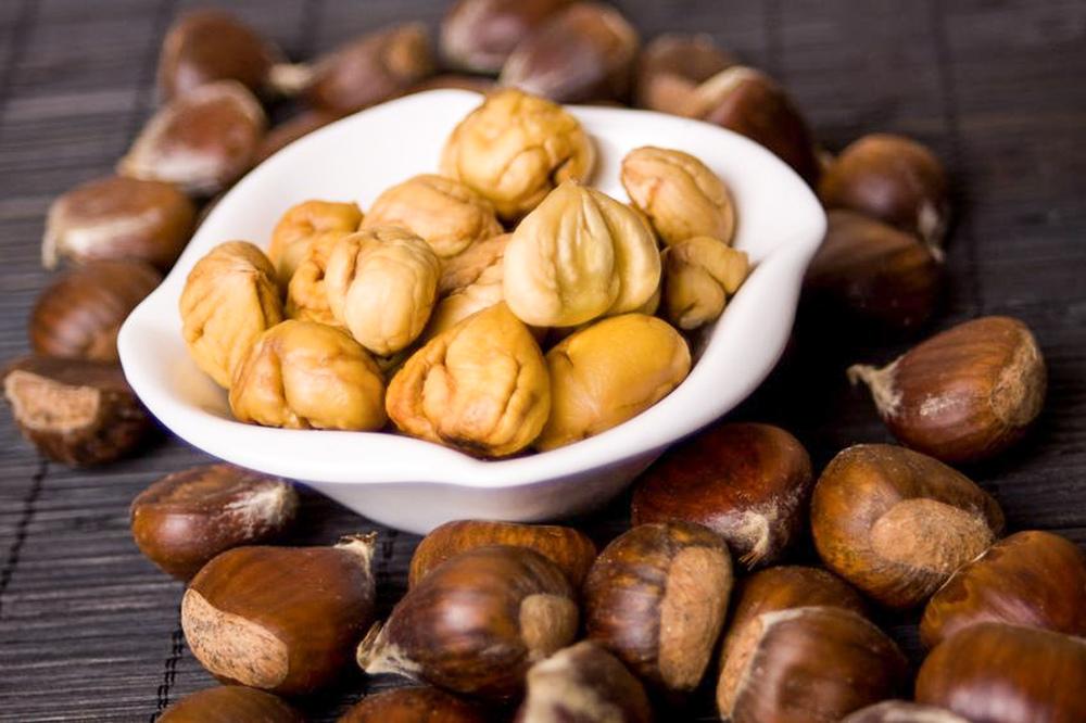 30. Chestnut - 밤 (bahm)